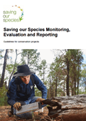 Saving our Species Monitoring, Evaluation and Reporting Guide