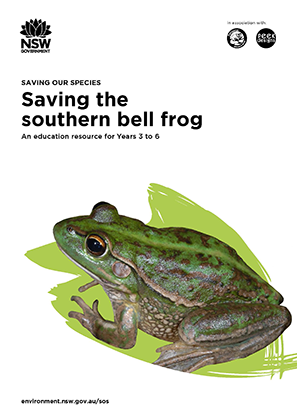 Saving the southern bell frog