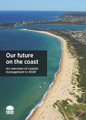 Cover of Our future on the coast