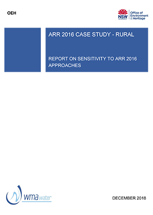 Australian Rainfall and Runoff 2016 Case Study - Rural