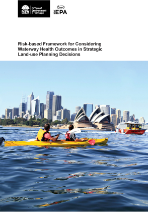 Waterway health framework cover