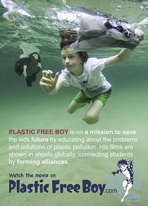 Poster from Plastic Free Boy