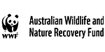 WWF Australian Wildlife and Nature Recovery Fund logo