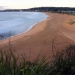 Narrabeen Lagoon entrance closed