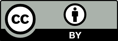 Creative commons attribution symbol