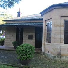 Carisbrook Historic House Museum in Lane Cove