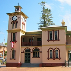 Kiama Post Office