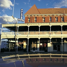 Palace Hotel Broken Hill