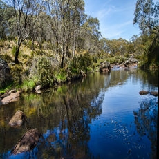River view Aeroplane Walking Track, Barrington Tops National Park