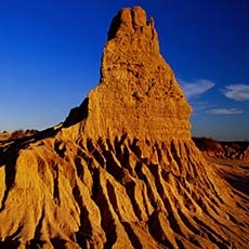 Walls of China Mungo National Park