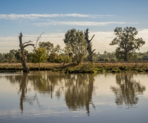 Flowerdale Lagoon, Wagga Wagga, a declared Aboriginal Place