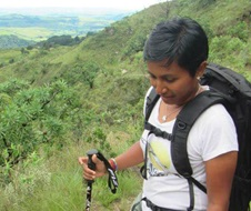 Geetha Ortac, Scientist, Citizen Science Saving our Species Partner Program