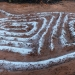Malleefowl ground art on Country