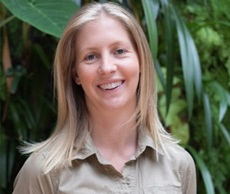 Dr Madelaine Castles, Threatened Species Officer, Saving our Species
