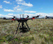 Drone, Kosciuszko National Park