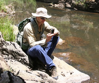 David Coote, Senior Threatened Species Officer