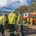 Fire training Lower North Coast region