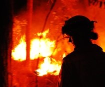 Firefighter nightshift