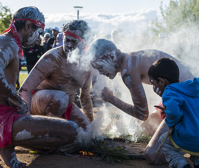 Smoking ceremony to open Bega's Biggah