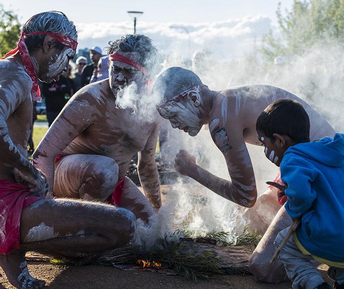 Smoking ceremony to open Bega's Biggah