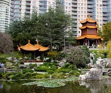 Chinese Friendship Gardens Heritage Listed Nsw Environment Energy And Science