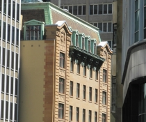 Heritage building, Sydney city