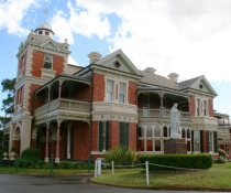Mount Royal Building, Australian Catholic University, Strathfield Campus