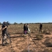 Soil Knowledge Network: member being interviewed on rangeland soils at Tilpa