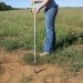 SoilWatch: measuring and laying out the soil sampling site