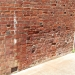 Salinity damages brick work of older buildings in urban areas. This type of damage is seen on many heritage buildings in cities and towns across NSW.