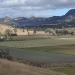 Hills and valley flats, Widden Valley Road, in the upper Hunter catchment NSW