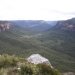 Blue Mountains National Park covers an area of 2,690 square kilometres