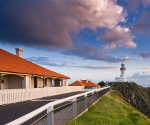 Cape Byron Lighthouse-David Young-OEH-104862