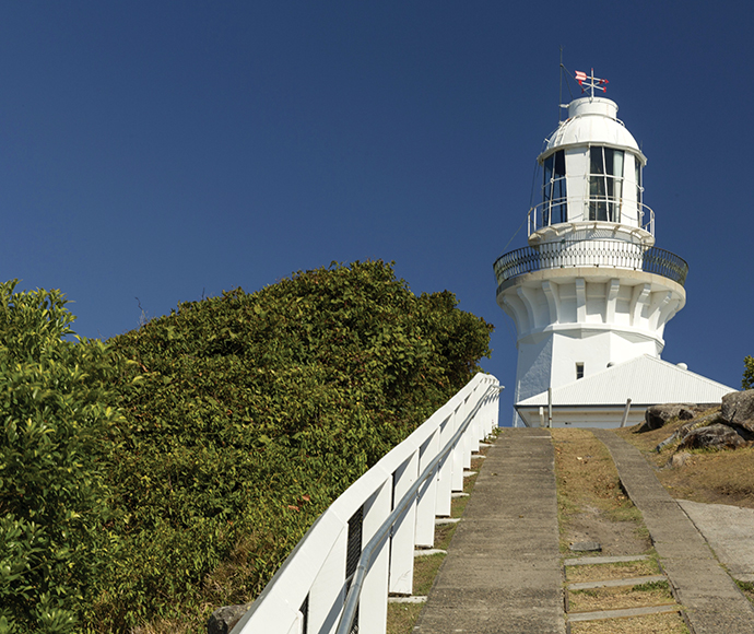 Smoky Cape Lighthouse, Hat Head National Park