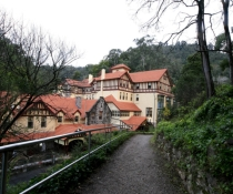 The Jenolan Caves precinct is one of Australia's most unique environmental and heritage sites
