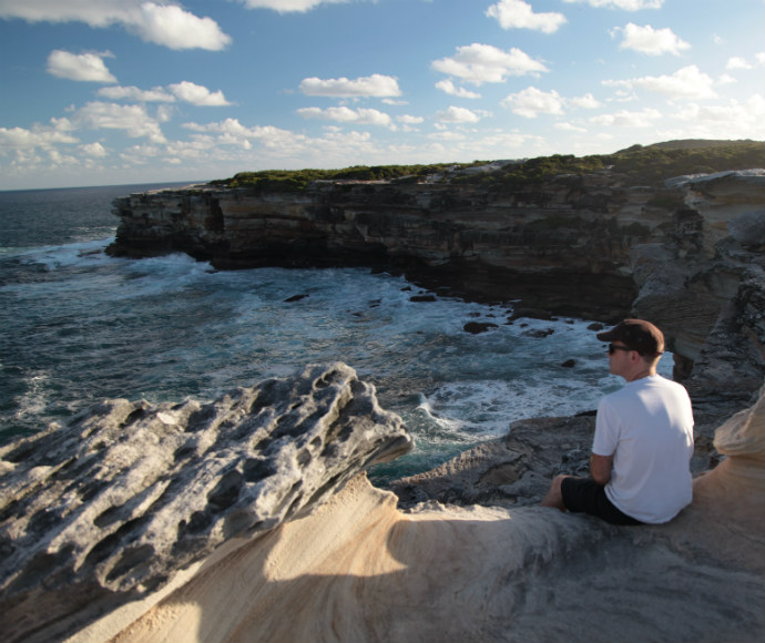 Kamay Botany Bay National Park is valued for its natural beauty and its heritage