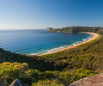 Barrenjoey Lighthouse Track, Ku-ring-gai Chase National Park