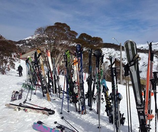 NSW alpine areas are popular winter destinations