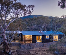 Creel Cottage, Lake Jindabyne, Kosciuszko National Park