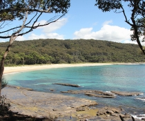 Depot Beach, Murramarang National Park