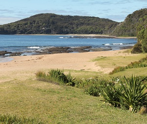 Pebbly Beach, , Murramarang National Park