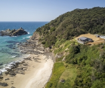 Davies Cottage, Seal Rocks