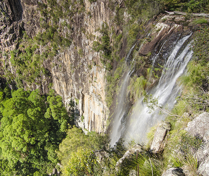 Minyon Falls, Nightcap National Park