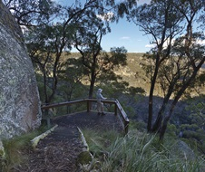 Gara Gorge Lookout, Oxley Wild Rivers National Park