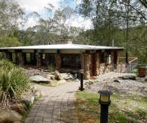 Muluerindie stone cabin, Warrabah National Park