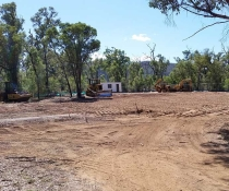 Work starts on Warrumbungle visitor centre