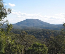 Mount Yengo is a place of significance to the local Aboriginal people
