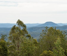 Mount Yengo lookout, Yengo National Park