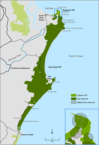 Arakoon National Park and Hat Head National Park Plan of Management