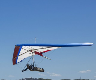 Hang-gliding and paragliding in parks | NSW Environment